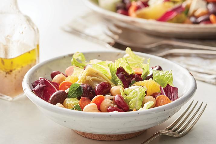 Italian Marinated Chopped Salad