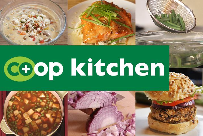 Coop kitchen cooking videos coop stronger together coop kitchen cooking videos forumfinder Images