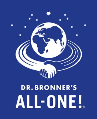 Dr. Bronner's logopx