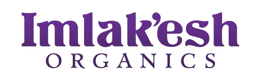 Imlak'esh Organics Logo