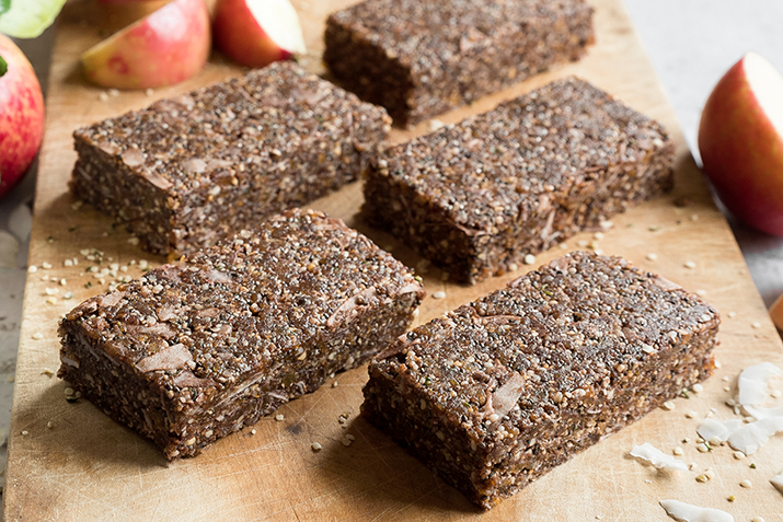 No-Bake Apricot Cashew Energy Bars Recipe | Co+op, stronger together