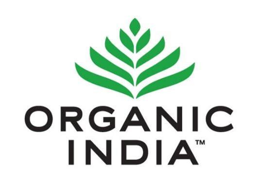 Organic India logopx