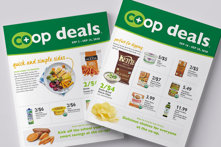 Stock Up And Save With Co Op Deals Co Op Welcome To The Table