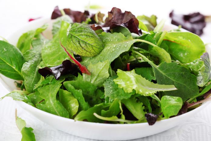 Image result for Salad Greens: