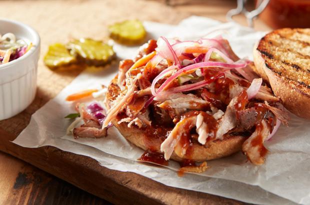 Oven-Roasted Pulled Pork