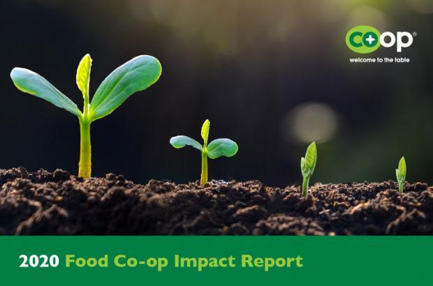 Food co-op impact report