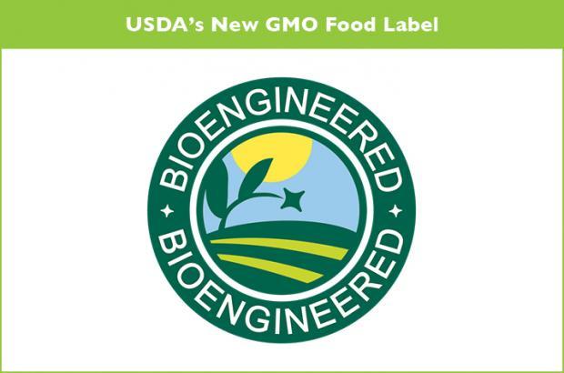 USDA's GMO (Bioengineered) Label
