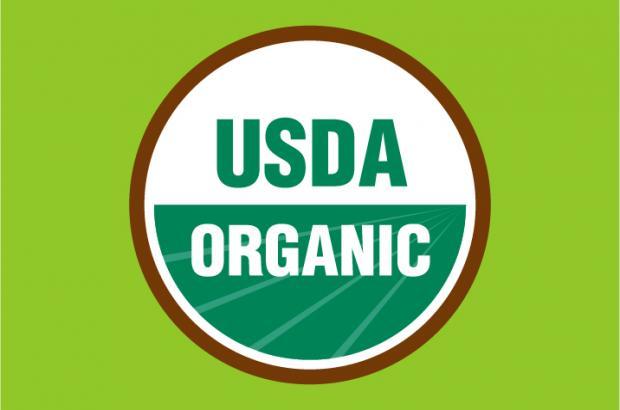 USDA Certified Organic Seal