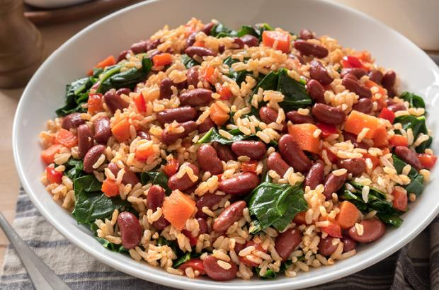 Bowl of Red Beans and Rice