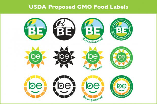 Curious about GMO Labeling? See What Could be Coming to a Label Near You