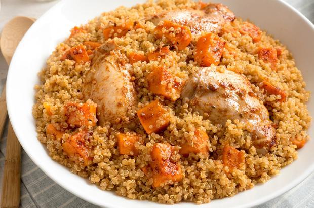 Jamaican Jerk Chicken and Quinoa