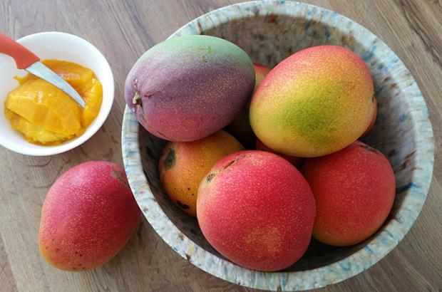 Bowl of Mangos