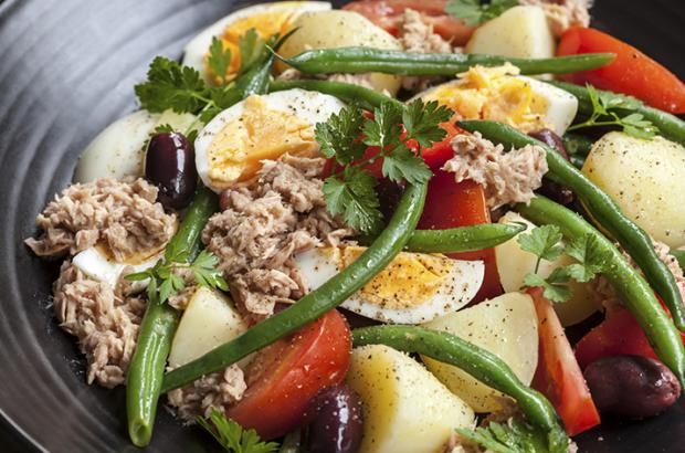 Salmon Nicoise Salad Recipe Co Op Stronger Together