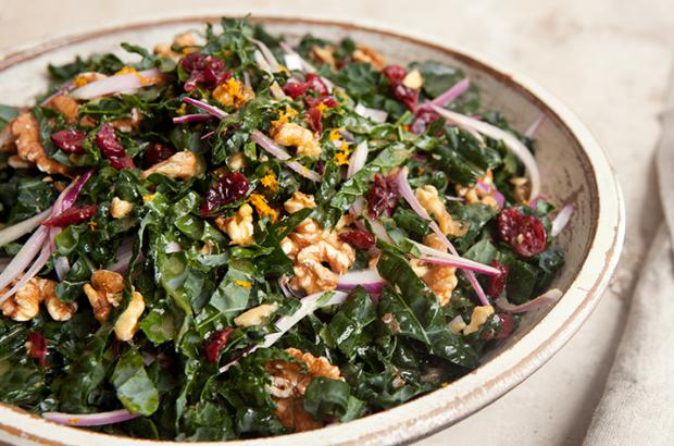 Tuscan Kale Salad Recipe | Co+op, stronger together