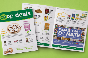 Co+op Deals sales flyer for Dec 4-Dec 17, 2019