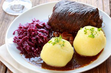 Beef Rouladen
