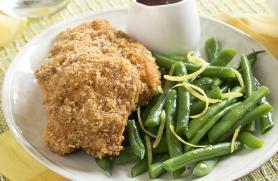 Crispy Gluten-Free Baked Chicken