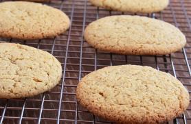 Eggnog Spiced Sugar Cookies