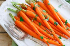 Maple Glazed Carrots