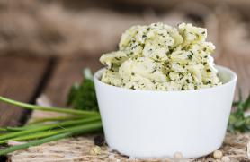 Making Your Own Herb Butters and Spreads
