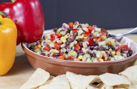Santa Fe Black Bean Salad