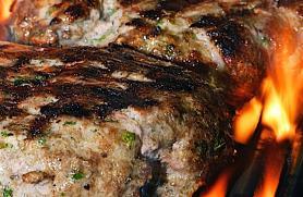 Texican Buffalo Burgers