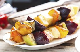The Fruit and Veggie Grilling Guide