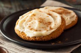 Eggnog Cream Cheese Frosting