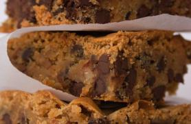 Banana Oat Bars