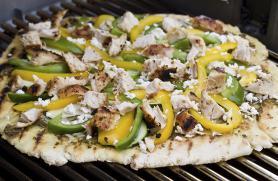 Caramelized Onion Pizza