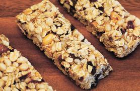 Fruit and Nut Granola Bars
