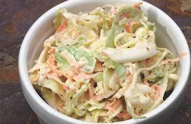 Curried Coleslaw