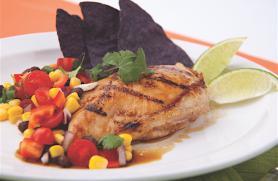 Southwestern Grilled Chicken