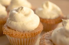 Wheat-free Vanilla Cupcakes