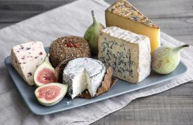Four Deliciously Themed Cheese Trays