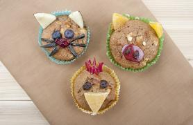 Farm Animal Muffins