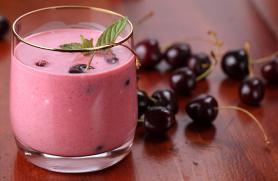 Dark Cherry Smoothie