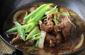 Bulgogi (Korean Beef)