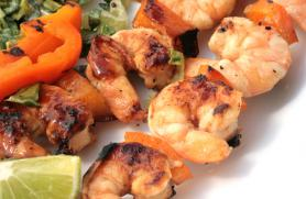 Smoky Shrimp Skewers