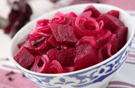Easy Quick-Pickled Beets