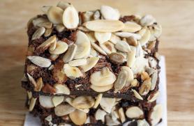 Almond Brownies
