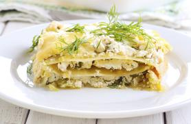 Seafood Lasagna with Dill