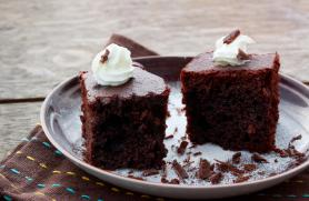 Chocolate Stout Sheet Cake