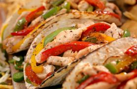 Chicken Fajitas on the Grill