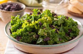Shaved Kale Salad