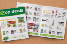 Co+op Deals sales flyer for Nov 14-Dec 4, 2018
