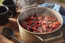 Four-can Campfire Chili