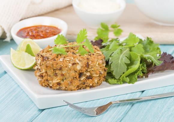 Thai Tuna Burgers Recipe   Co+op, stronger together