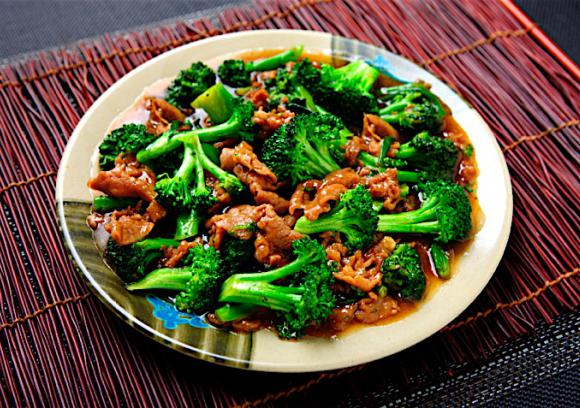 how to cook beef broccoli chinese style