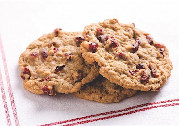 Cranberry oatmeal cookie recipe
